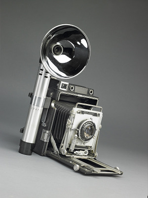 Graflex Speed Graphic 4x5 Press Camera