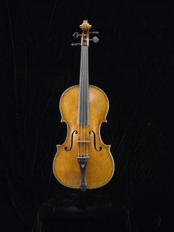 "Image 1 for Stradivari Violin, the ""Ole Bull"""