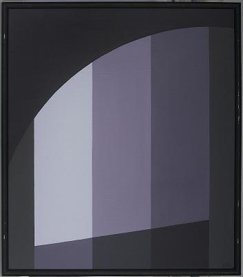 Painting - <I>Conic Curve (Apollonius)</I>