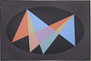 images for Painting - <I>Cross-Ratio in a Conic (Poncelet)</I>-thumbnail 1