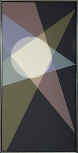 images for Painting - <I>Mystic Hexagon (Pascal)</I>-thumbnail 1
