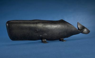 Cast Iron Whale