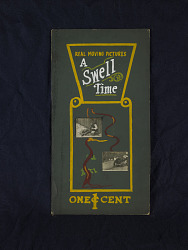 """A Swell Time"" mutoscope movie poster"