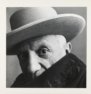 Pablo Picasso at La Californie
