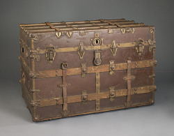 Japanese Immigrant's Trunk