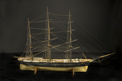 Rigged Model, Extreme Gold Rush Clipper Challenge