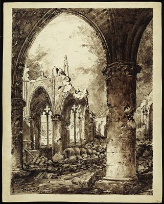 The Church at Etain