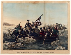 Crossing the Delaware...