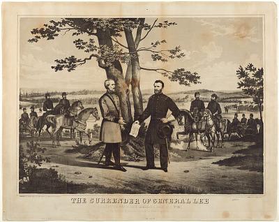 The Surrender of General Lee