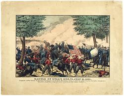 info for 6863b 08132 Battle of Bull s Run, Va. July 21.