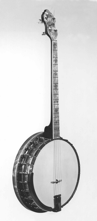 Bacon Tenor Banjo