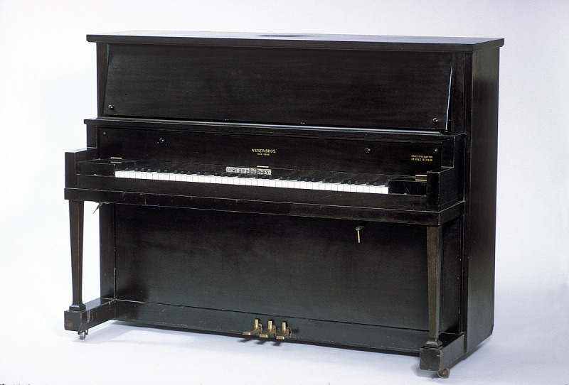 Image 1 for Weser Bros. Transposing Upright Piano