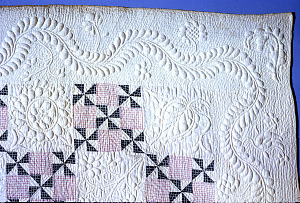 """images for 1812 - 1814 """"Pinwheel"""" Quilt-thumbnail 3"""