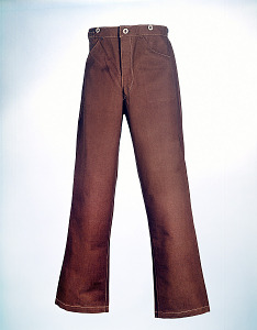 images for Levi's Brown Duck Trousers-thumbnail 1