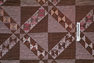 images for 1850 - 1875 Pieced Quilt-thumbnail 2
