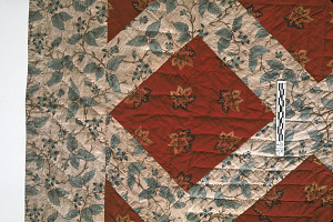 images for 1825 - 1850 Pieced Quilt-thumbnail 2