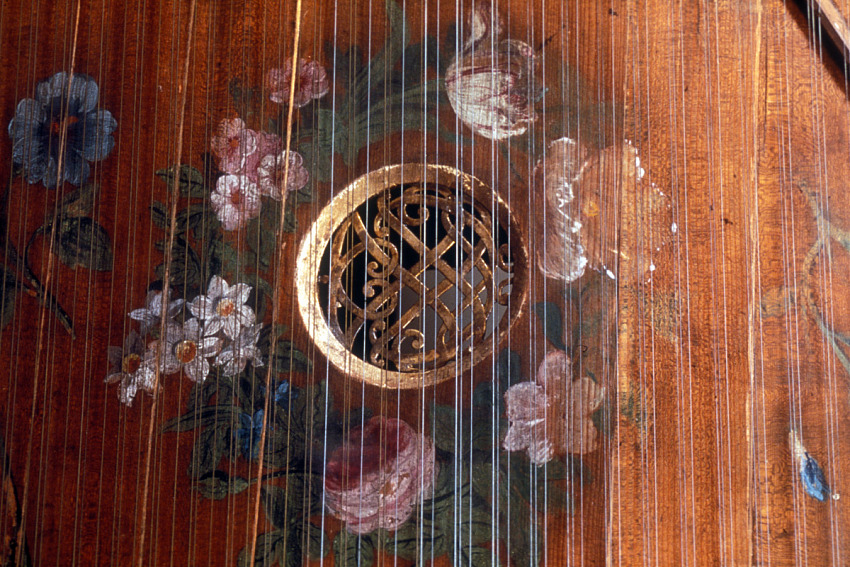 Dulcken Double Manual Harpsichord