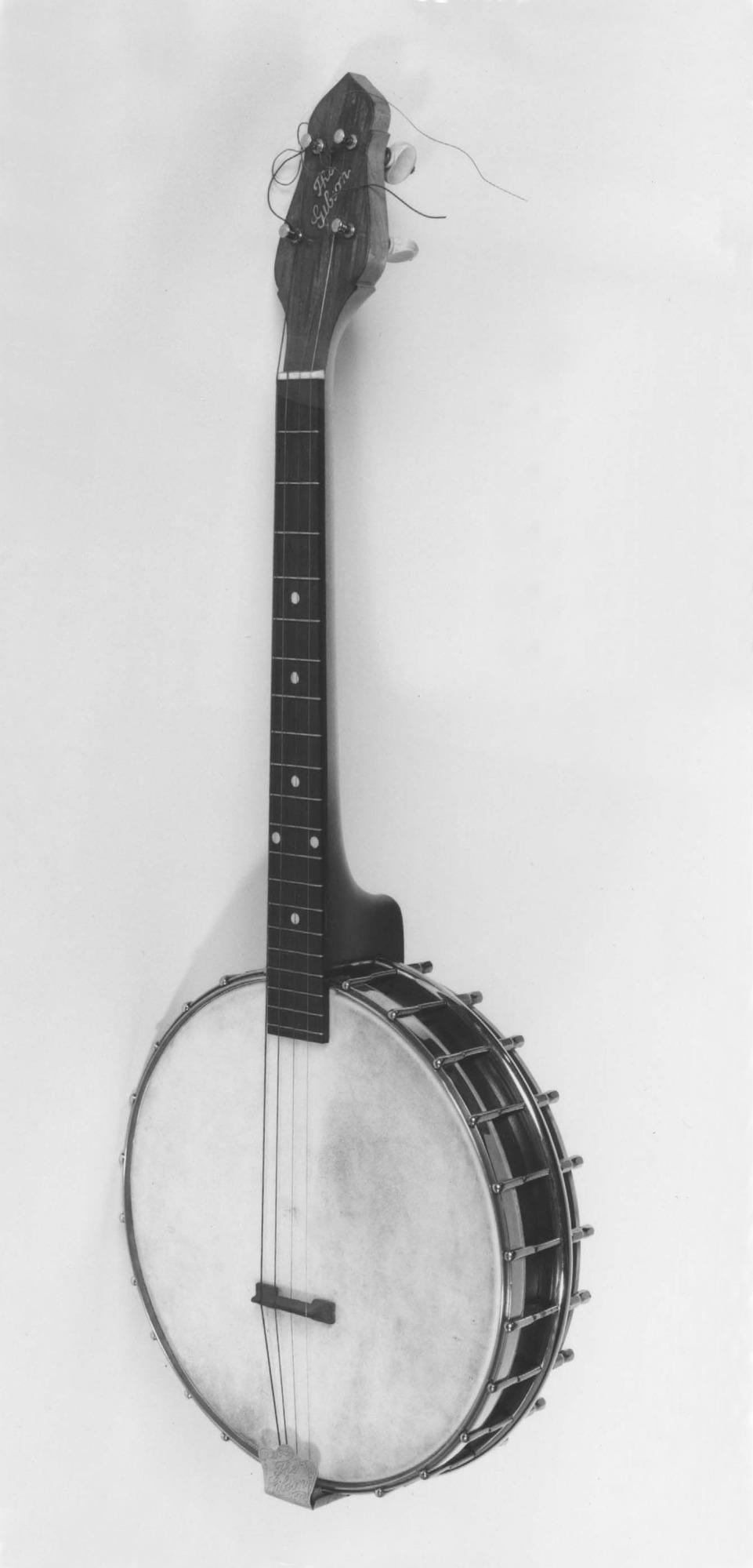 Image for Gibson Tenor Banjo