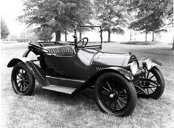 1914 Chevrolet roadster