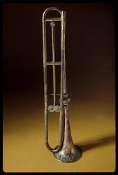 Charles Pace F Slide Trumpet