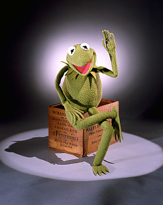 images for Kermit the Frog Puppet-thumbnail 2