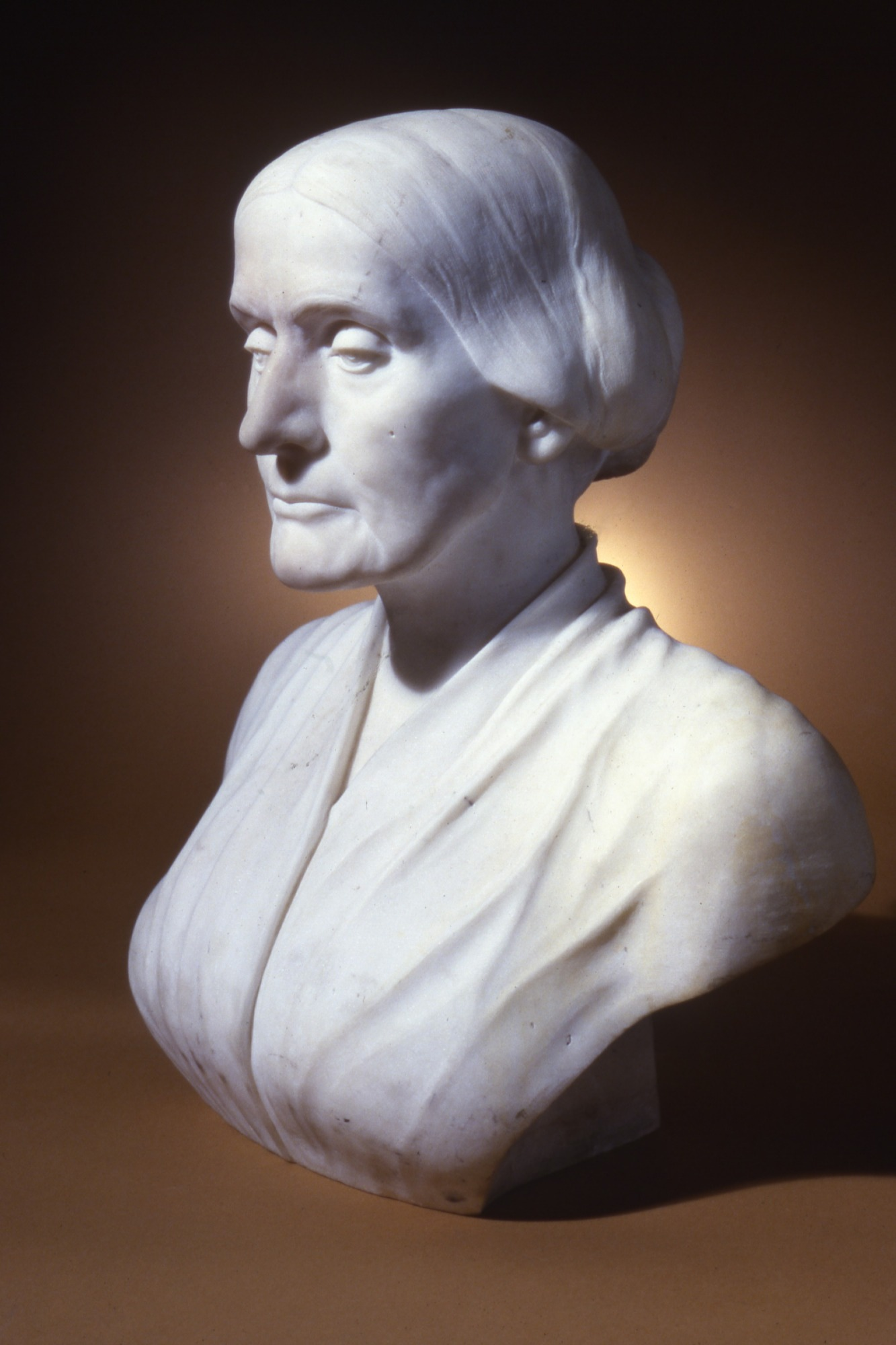 images for Bust of Susan B. Anthony by Adelaide Johnson
