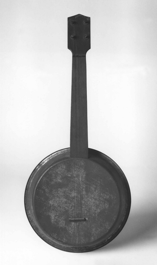 Tin Pan Fretless Banjo