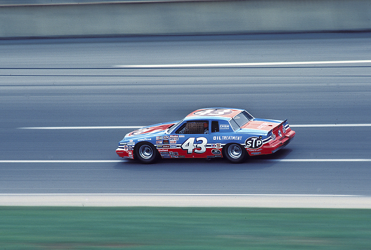 Richard Petty's Stock Car