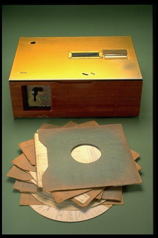 Image for Skinner Teaching Machine