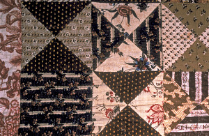 images for 1790 - 1800 Pieced Quilt-thumbnail 9