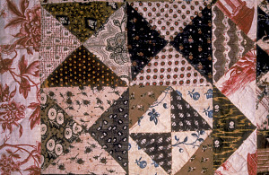 images for 1790 - 1800 Pieced Quilt-thumbnail 3