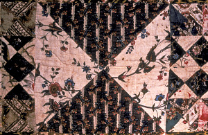 images for 1790 - 1800 Pieced Quilt-thumbnail 4