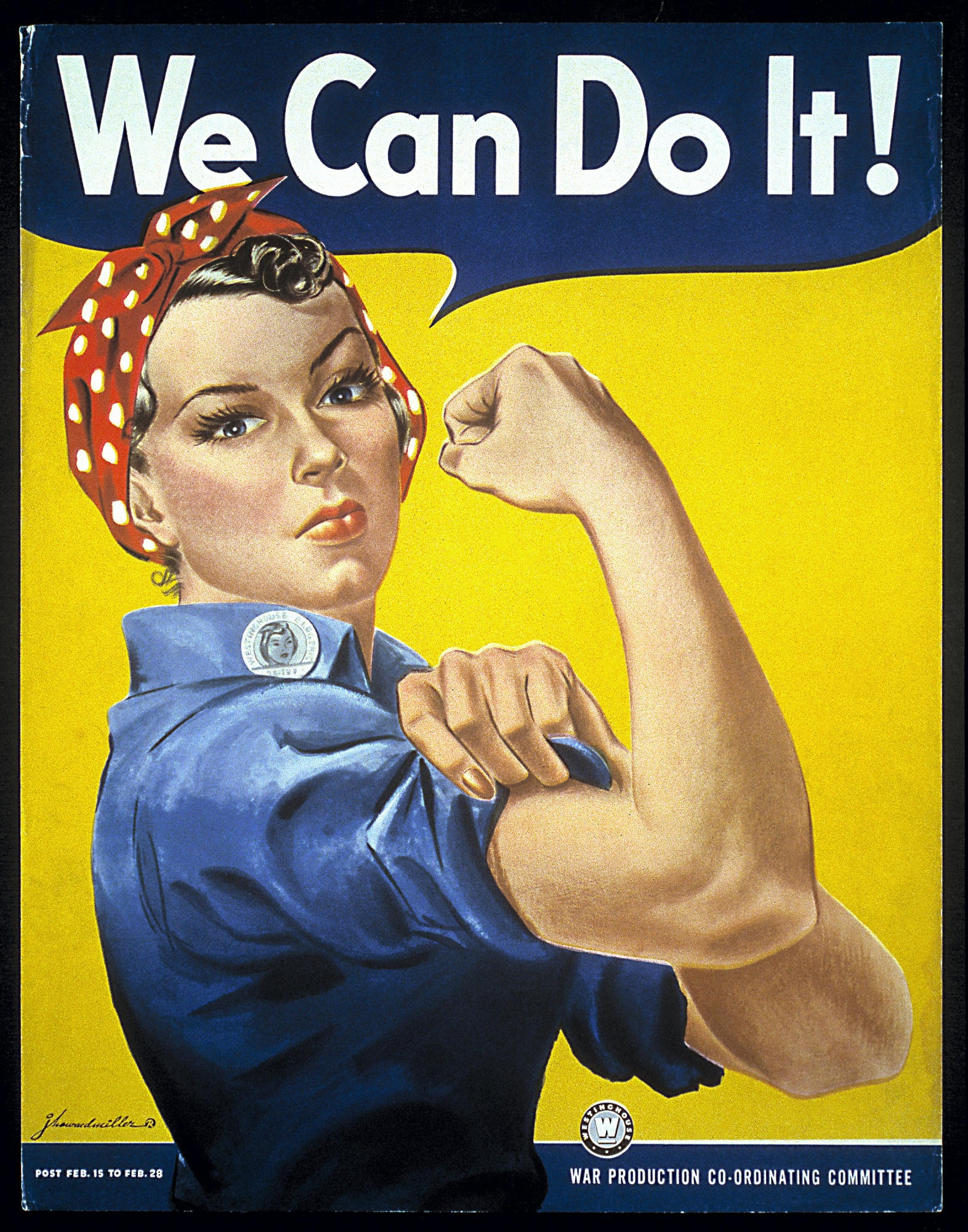 "images for ""We Can Do It!"""