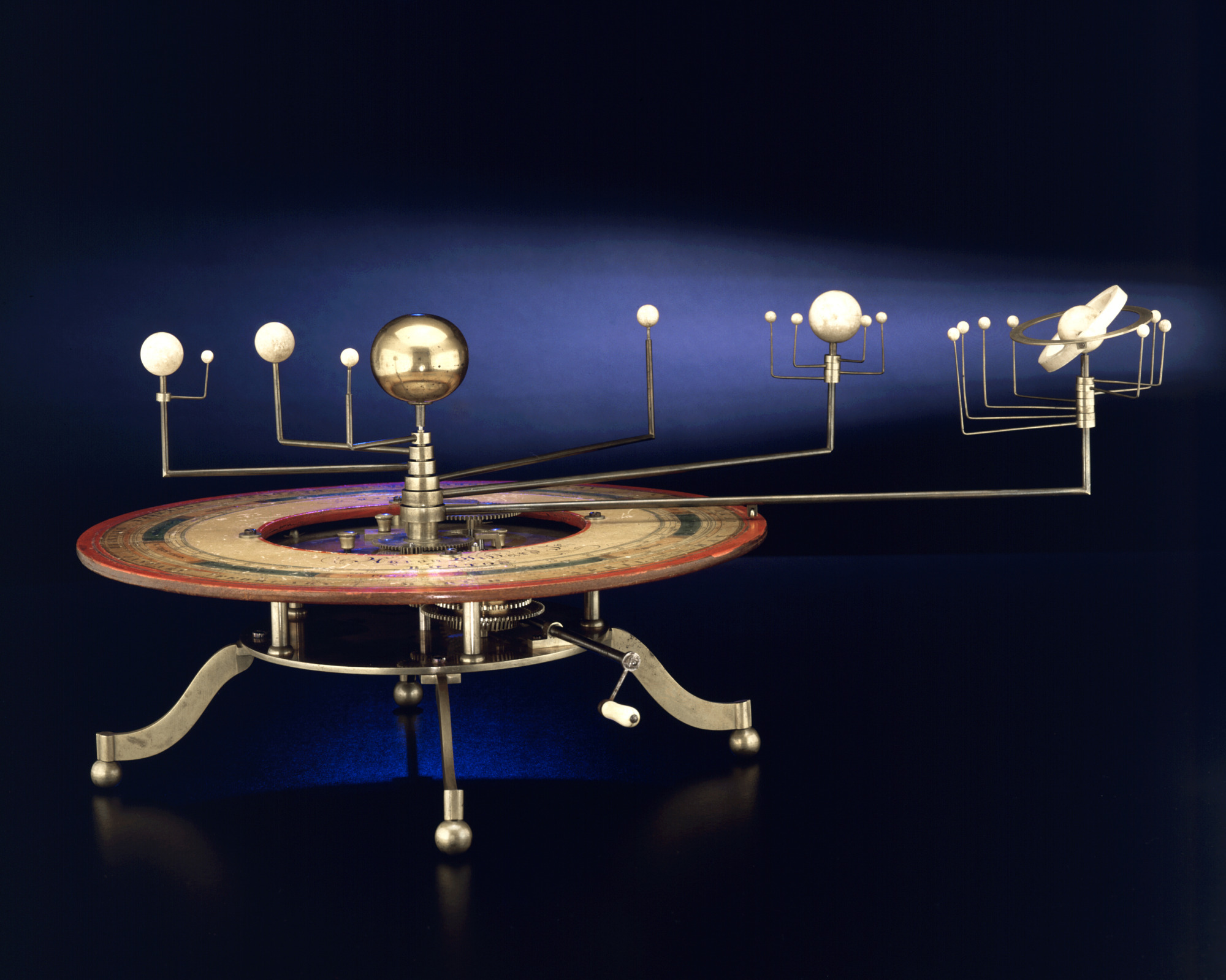 images for Willard Orrery