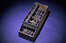 Comptometer, Macaroni Box Model