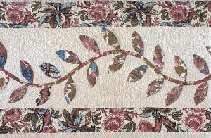 images for 1830 - 1850 Appliqued Quilt-thumbnail 4