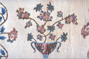 images for 1830 - 1850 Appliqued Quilt-thumbnail 2