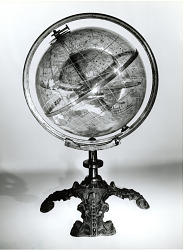 Williamson 7-Inch Concentric Globe, Terrestrial and Celestial