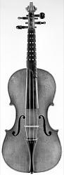 Violin Fingerboard Patent Model