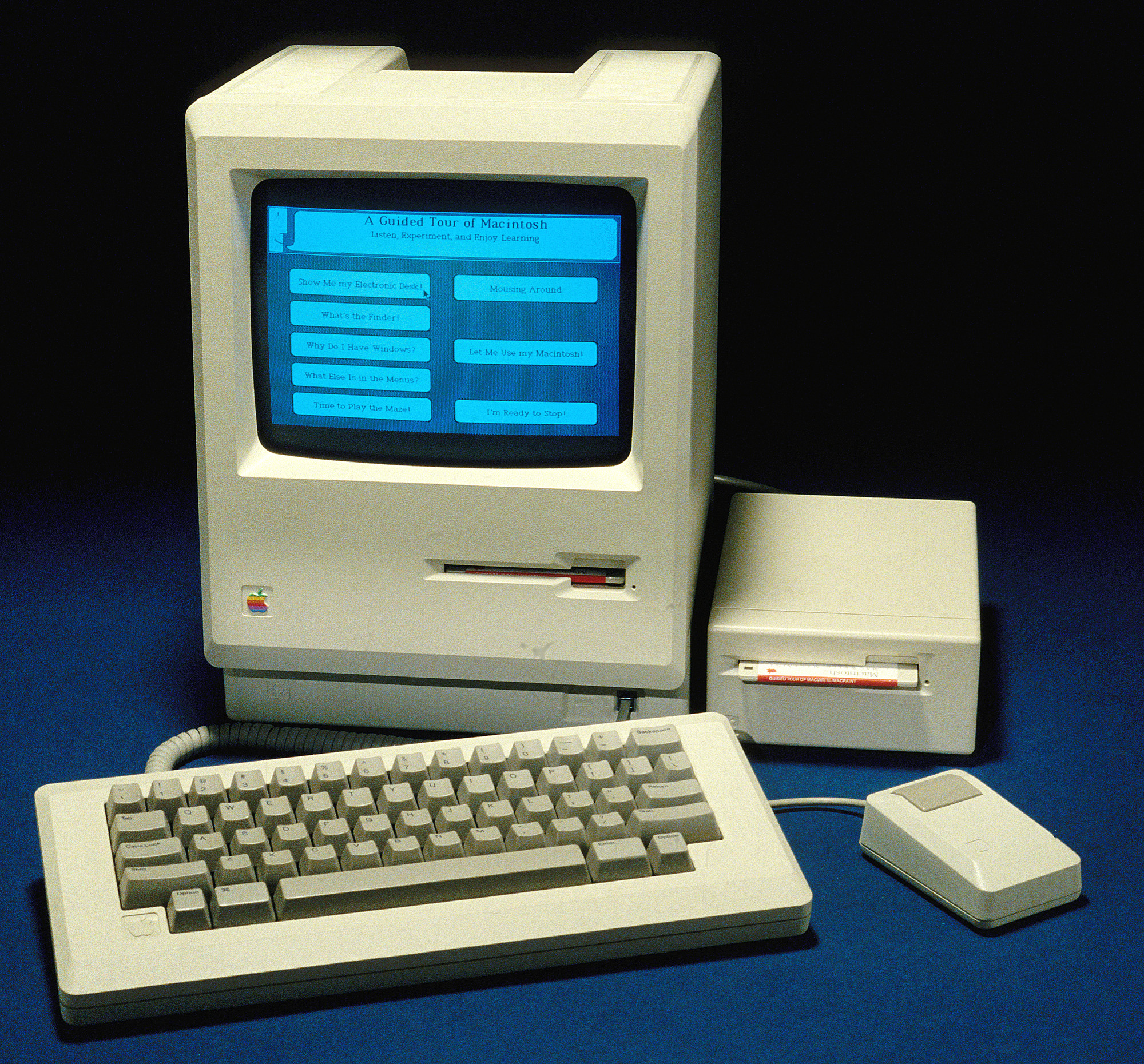 images for Apple Macintosh Mouse