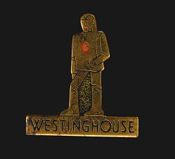 Westinghouse World's Fair Pin