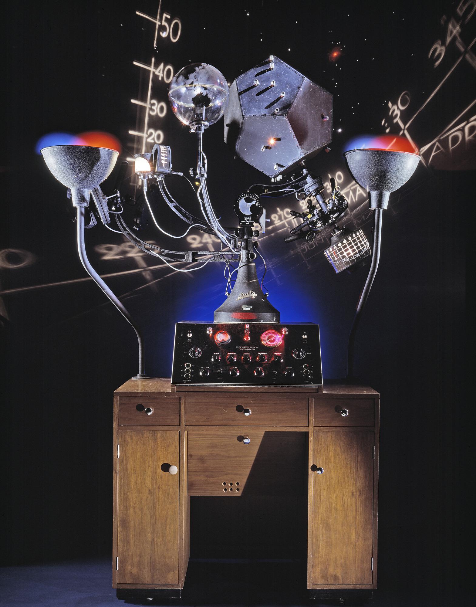 images for Spitz Planetarium
