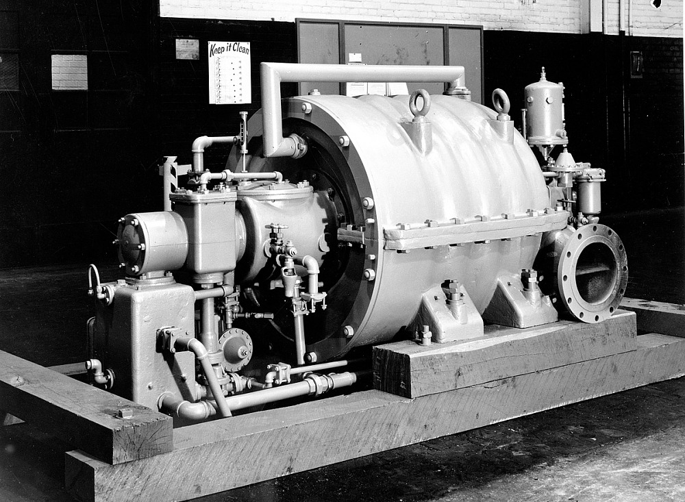 Carrier Centrifugal Refrigeration Compressor | National Museum of American  History