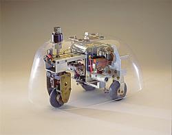 """""""Tortoise"""" Mobile Robot"""