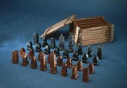 box, chess set