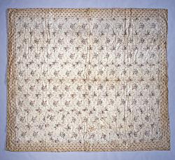 1887 Clara E. Houghton's Comforter