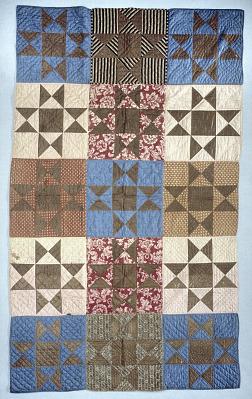1863 Susannah Pullen's Civil War Quilt