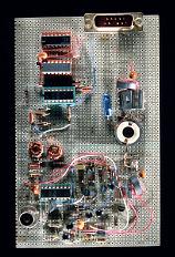 Ethernet Prototype Circuit Board