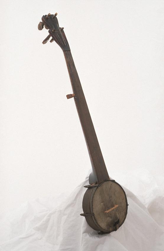 Five-String Fretless Banjo