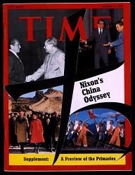 "TIME Magazine, ""Nixon's China Odyssey"""